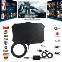 960 Miles Télé Antenne Amplificateur Numérique Intérieure 4K 1080P HDTV ME