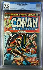 Conan #23 (1973) CGC 7.5 OWW 1st Appearance Red Sonja Movie coming 3742146003 