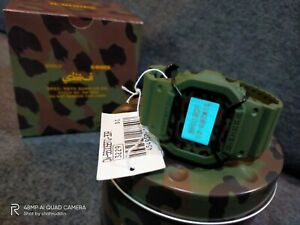 G-SHOCK X SBTG DW-5600 limited edition collectors item