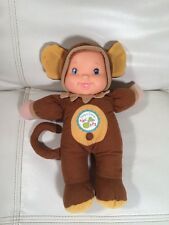 Goldberger BF Baby's First Sing & Learn Monkey Doll ABC's & 123's Age 0+