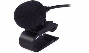 External Microphone used for Car Stereo 3.5mm Jack MIC+Adaptor