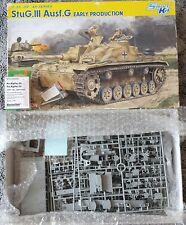 Model 1/35th scale Dragon Stug III Ausf G Early # 6320 MasterClub MTL 35008 RB