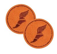 Team Fortress 2 Soldier Patch Patches Set of 2 Team  Red TF2 Valve Steam NEW