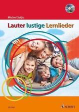 Lauter lustige Lernlieder - Michel Suljic - 9783795708566 PORTOFREI
