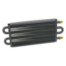 """Derale 13315 10 Pass 17"""" Series 7000 Copper/Aluminum Trans Cooler Cool Only -6AN"""
