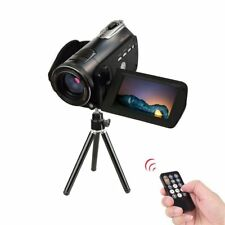 Night Vision Camcorder 24Mp Infrared Camcorder 1080P Full Hd Video Camcorder 18X