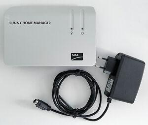 SMA Sunny Home Manager Bluetooth