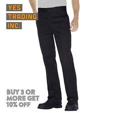 Dickies 874 Hombre de Trabajo Pantalones Original Fit Clásico Corte Normal