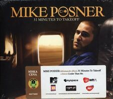 MIKE POSNER 31 minutes to takeoff (eco CD)