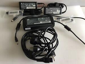 Konvolut HP Netzteile AC Adapter 3Stück ,funktionstüchtig