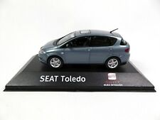 Seat Toledo 3 Lluvia Blue - 1:43 VAPS Diecast Dealer Model Car SE28