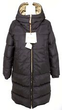 S Max Mara SPORTL Reversible Siberian Goose Down Hooded Coat Msrp $1590.00