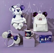 Disney Minnie Mouse The Main Attraction Space Mountain Complete Set