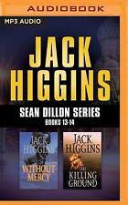 Jack Higgins - Sean Dillon Series: Books 13-14: Without Mercy, the Killing Groun