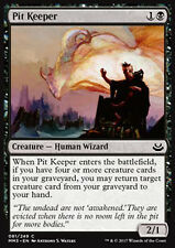 MTG 4x PIT KEEPER - CUSTODE DELL'ABISSO - MMA3 - MAGIC