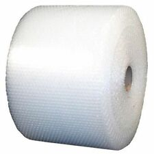 Bubble Wrap 300mm Wide x 100M Roll – Small Bubble Wrapping Material Home/Office