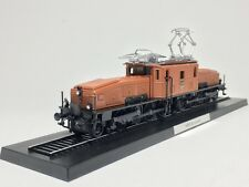 Ho Scale - Atlas 1:87 scale Train SBB Krokodil  Diecast model