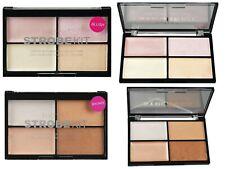 Technic Strobe Kit Cream & Powder Highlighter Palette Blusher / Bronze Shade New