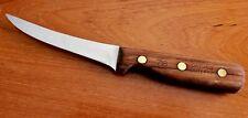 "VINTAGE CHICAGO CUTLERY KNIFE 71S 5"" inch FILLET SKINNING KNIFE USA MADE"