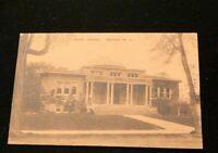 PUBLIC LIBRARY SUMMIT NJ. Antique Postcard