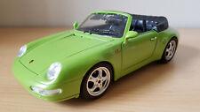 Modellauto PORSCHE 911 CABRIOLET (1994) ★ VEDES Exklusiv ★ wie neu ★ 1:18 ★ OVP