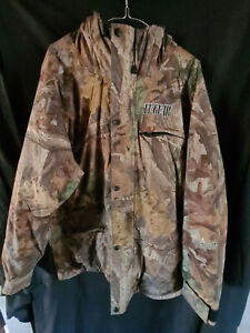 Total Fishing camo jacket