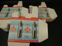 10 x TELEFUNKEN BLANK CARTON BOX for Audio Tubes ECC83 EL84 ECC803S E188CC 12AX7