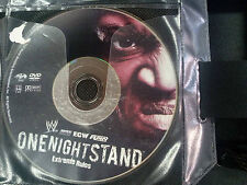 ECW: One Night Stand: Extreme Rules  2007 (DVD, 2007) WWE RAW Smack Down