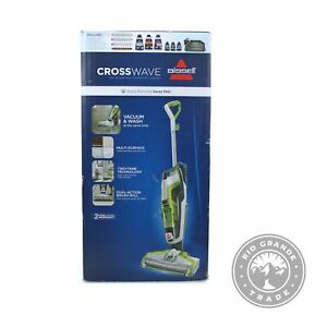 OPEN BOX Bissell CrossWave Complete Floor & Area Rug Cleaner with Wet-Dry Vacuum