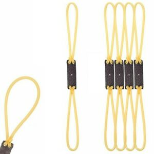 Replacement Latex Bands Natural Slingshots Double Looped Spare Durable