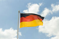 GERMANY Flag  5x3 Ft Outdoor Quality Flag Brass Eyelets German Flag