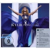 "KYLIE MINOGUE ""APHRODITE"" CD+DVD NEW"