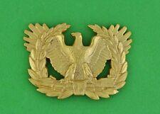 "U.S. Army Warrent Officer male Cap Hat badge ""KREW G.I."" Vietnam era"