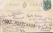 Genealogy Postcard - Mayo - Addington Road - Reading - Berkshire - Ref 7195A