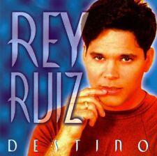 REY RUIZ  Destino CD New nuevo sealed