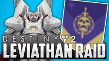 Destiny 2 Leviathan Full Raid Normal with challenge and keysor EOW. Xb1/Pc