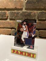2018-19 panini prizm sensational swatches Andre Drummond Pistons Relic Jersey