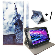10.1 zoll Motiv Tablet Tasche Hülle Etui - Acer Iconia Tab A200 - NY Liberty 10