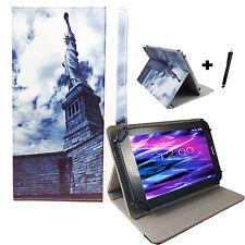 10.1 zoll Motiv Tablet Tasche Hülle - Asus Transformer Pad TF101 - NY Liberty 10