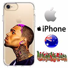 iPhone Case Cover Silicone Chris Brown Royalty Child Rap Music Rapper Drake Kany