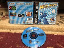 Mega Man 8: Anniversary Edition - Sony PlayStation One PS1, Complete CIB