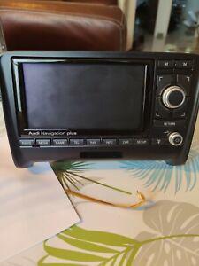 RNS-E Navigation Audi Plus Tt tts rs Mk2 8J + Antenne+speaker+ Module Bluetooth