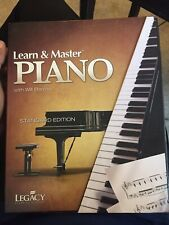 Learn and Master Piano With Will Barrow Dvd Set 25 Discs