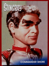 STINGRAY - COMMANDER SHORE - Card #45 - Gerry Anderson Collection