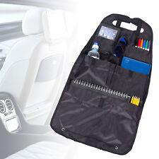 Universal Back Car Seat Organiser Folding Travel Multi Holder Van Stow Childrens