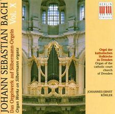 ██ ORGEL ║ J. S. BACH ║ Gottfried Silbermann-Orgel (1755) ║ Hofkirche zu Dresden