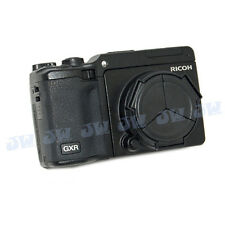 JJC ALC-4 AUTO LENS CAP for RICOH GXR with S10 24-72mm F2.5-4.4 VC LENS AS LC-2