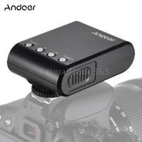 Mini Flash Speedlite Portable+Hot Shoe GN18 for Pentax Nikon Canon DSLR Cam G2L6