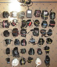 38 St. Netzteile / Konvolut  230 V Stecker Netzteile Ladegeräte AC & DC Ausgangs