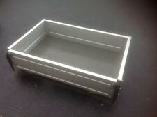 EZGO club car yamaha rear storage box trunk golf cart bed aluminum utility